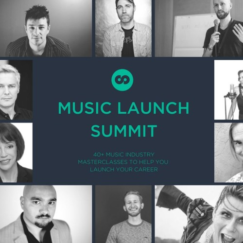 MGT75: The Music Launch Summit Online Conference – Steve Palfreyman