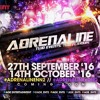 #Adrenaline16 Hip - Hop Mix By @DJ_Obz