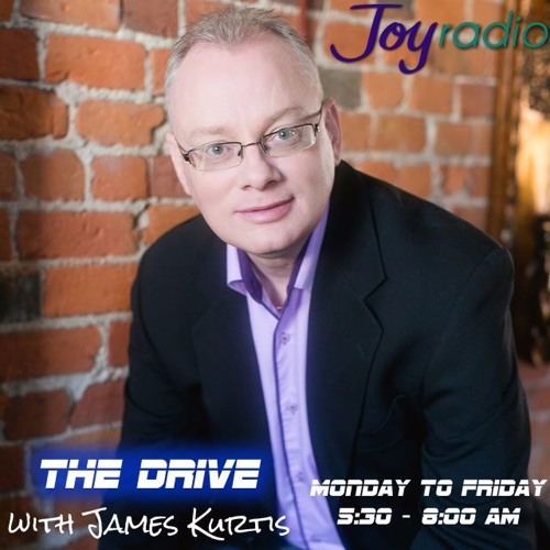 The Drive: Ann Mainse in studio with James