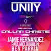 Callan Christie - UNITY EVENTS Special Guest Mix