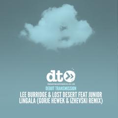 Lee Burridge & Lost Desert Feat Junior - Lingala (Gorje Hewek & Izhevski Remix)