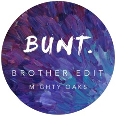 Mighty Oaks - Brother (BUNT. Remix)
