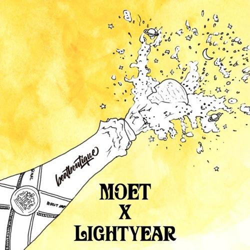 Moét x Lightyear - Work It