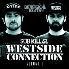 Sub Killaz - Westside Connection EP Vol 1 (Out Now On Biological Beats)