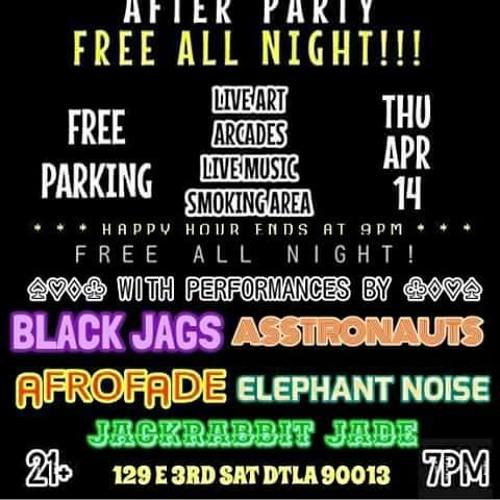 Angie  @The Lexington 4/14/2016 by Elephant Noise | Free