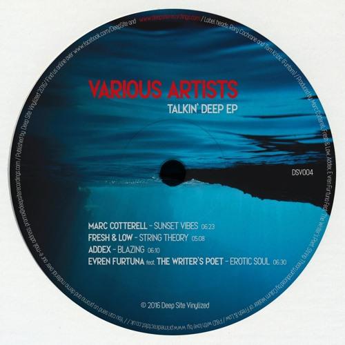 Addex - Blazing | Deep Site Vinylized (DAWPERS PREMIERE)