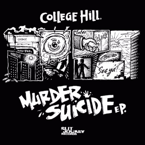 First Listen: College Hill - 'Codependency Melody' (Slit Jockey Records)