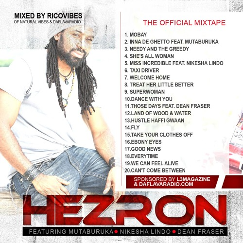 RICOVIBES PRESENTS HEZRON'S OFFICIAL MIXTAPE