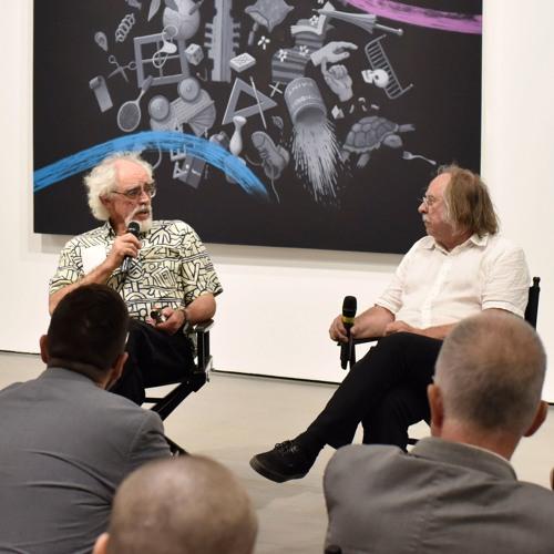 Autour d'Edmund Alleyn : Conversation entre Yvon Cozic et Michel Goulet