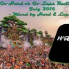 Go Hard or Go Laps Radio 006 - Best New EDM and Festival songs JULY 2016 (FREE DOWNLOAD!)