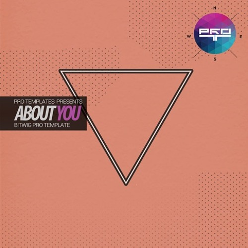 About You Bitwig Pro Template