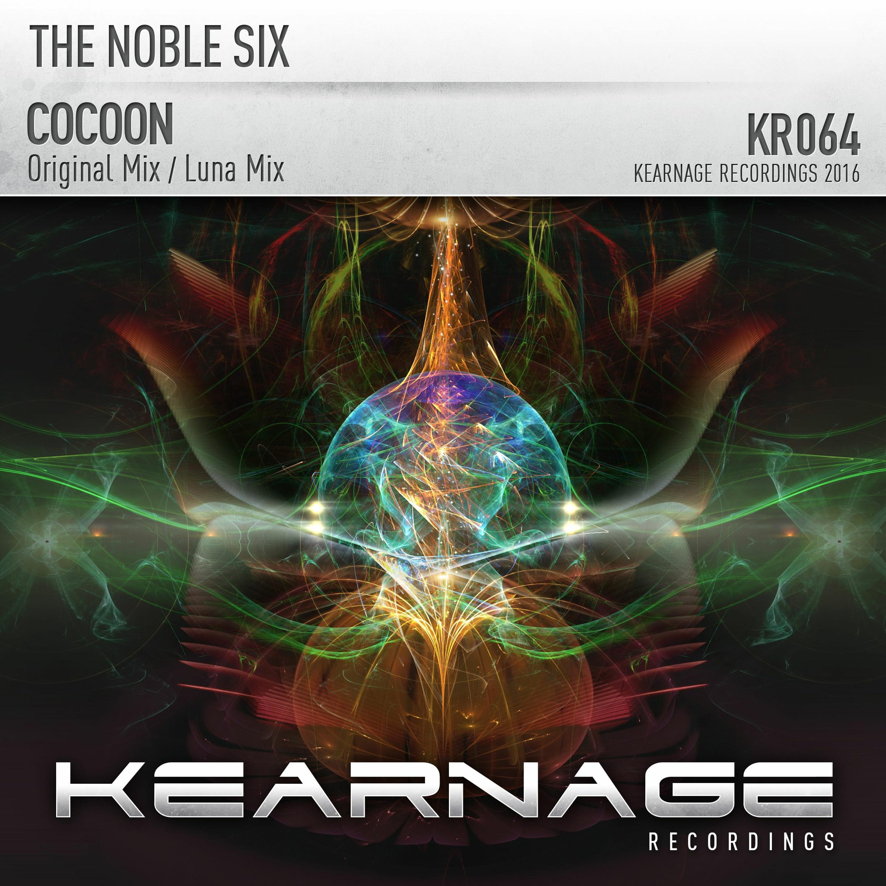 The Noble Six - Cocoon (Original Mix) [Kearnage]