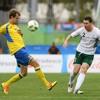 JJ Glynn reflects on Ireland's loss to Ukraine