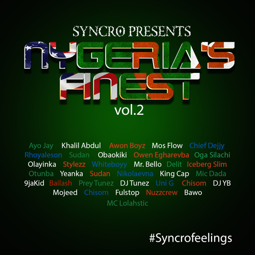 Nygeria's Finest vol.2