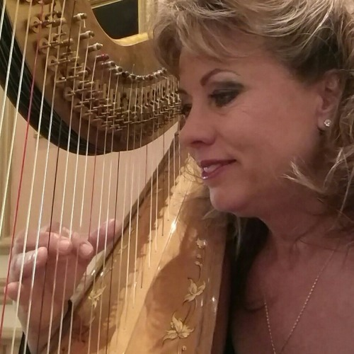 Songbird, arr for Harp by Mishelle Renee