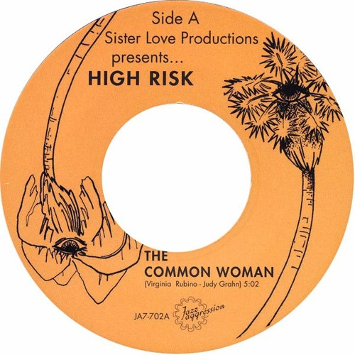 High Risk 'The Common Woman' - New jazzaggression single out now!