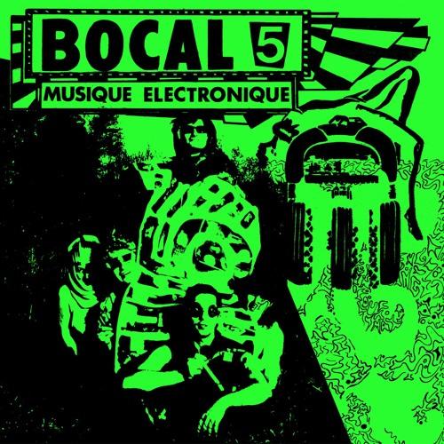 Bocal 5 - Musique Électronique LP PREVIEW CLIPS