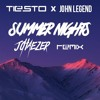 Tiesto X John Legend-Summer Nights (JOHAEZER Remix)*FULL TRACK IN DESCRIPTION*