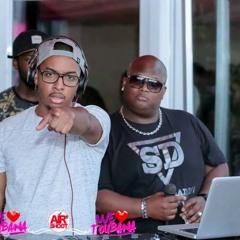 DJ TYSON & DJ ELADJI - B.E.T MIXTAPE - WINE SLOW