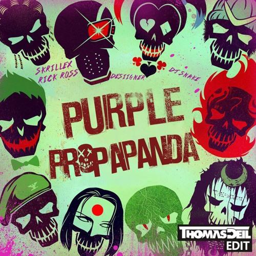Skrillex x Rick Ross x Desiigner x DJ Snake - Purple PropaPANDA (Thomas Deil Edit)