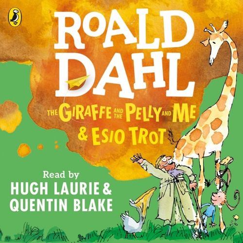 Roald Dahl: Esio Trot (Audiobook extract) Read by Quentin Blake