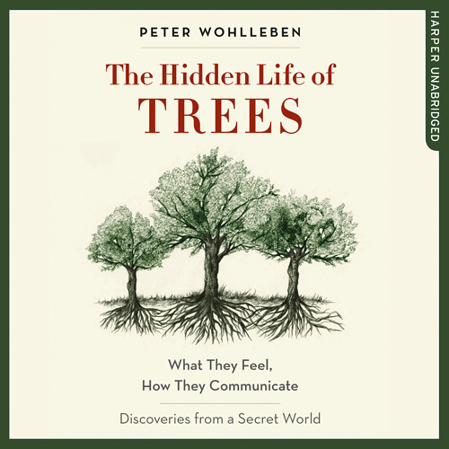 The Hidden Life of Trees, By Peter Wohlleben, Read by Mike Grady