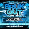 BRUK OUT - Sat 8th Oct - OFFICIAL MIX [DJ NATE x ENGLISH FIRE]