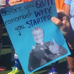 bxv girl's soccer warmup 2016
