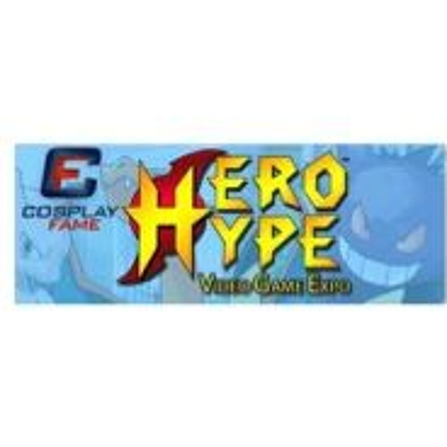 Hanging out at Hero Hype Expo