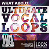 Ultimate Vocal Loops [177 EDM / Future / Deep / Tech Vocal Loops & Cuts]