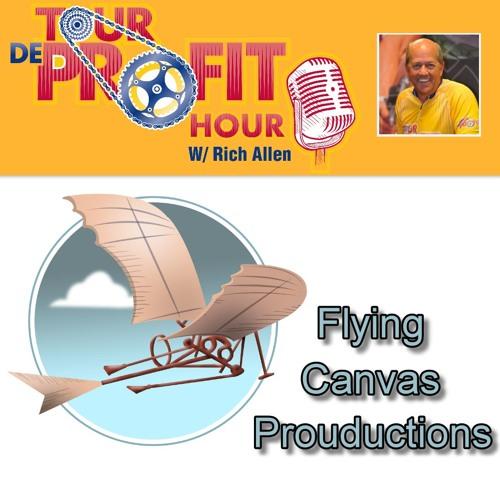 Tour De Profit Hour - Flying Canvas Studios with Jordan Price