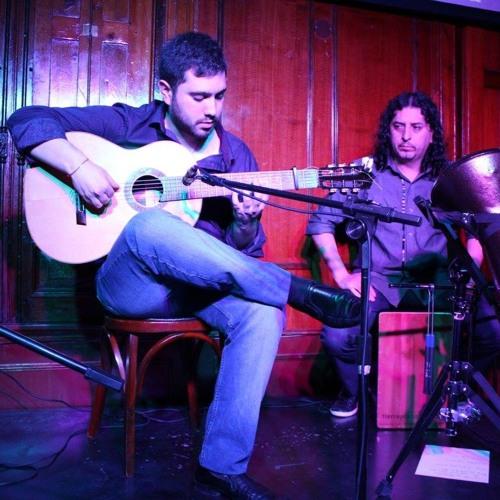 CUQUITA Y PEPITO-BULERIAS (GUITARRA PURA)