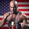 (WWE)Medal - Kurt Angle