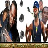 Popcaan Vs Mavado  (War Continue Round 2)  Mix By Djeasy