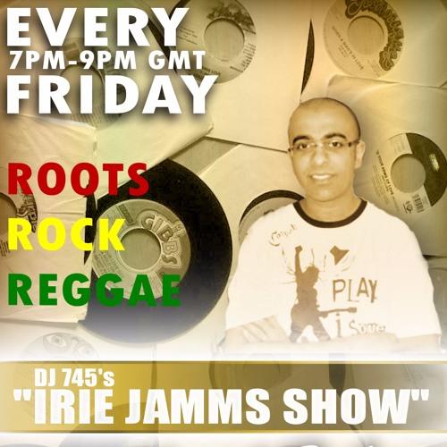 Irie Jamms Show September 9th 2016