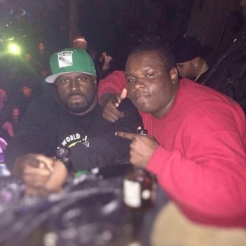 DJ FUNKFLEX AND DJ ENUFF SHOUTING OUT DJ CRANBERRY ON HOT 97 !!!