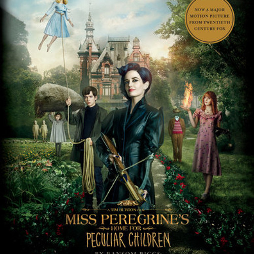 Miss Peregrine's Home for Peculiar Children by Ransom Riggs, read by Jesse Bernstein