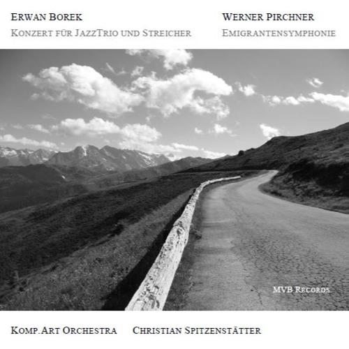 Erwan Borek Konzert für JazzTrio und Streicher - 2. Satz