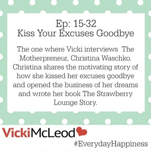 15-32  Everyday Happiness - Kiss Your Excuses Goodbye mp3