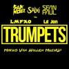Sak Noel & Salvi Ft. Sean Paul Vs. LMFAO Feat Lil Jon - Trumpets (Marko Van Hallen MushUp) mp3