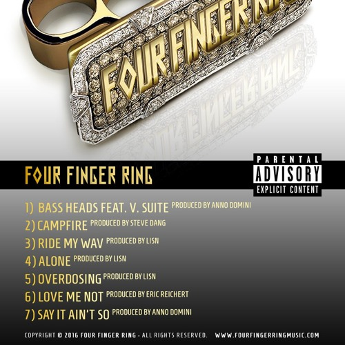 Four Finger Ring