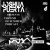 Joshua Puerta Presents: ¨The End Of Summer¨ RIDEMUSICBOOKING