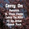Carry On ft. Vince Clarke, Cakes Da Killa, TT the Artist, Spank Rock