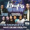 100% KOMPA FRIDAY INTERNATIONAL MIX BY DJ RITCHY & MR. BOOM HOST BY LE BELGARCON
