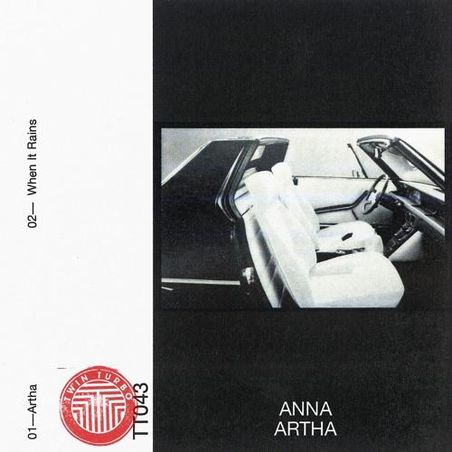 Premiere: ANNA - Artha (Original Mix)