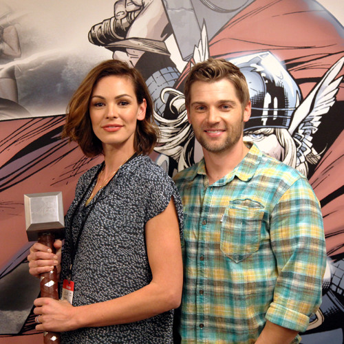 #213.5 - Daisy Betts & Mike Vogel