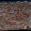 View of Lhasa with Jokhang Temple Pa-dma Ri-mo-mkhan