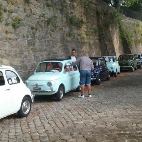 11-09-2016 7° Raduno Fiat 500 Camerino - Domenica mattina