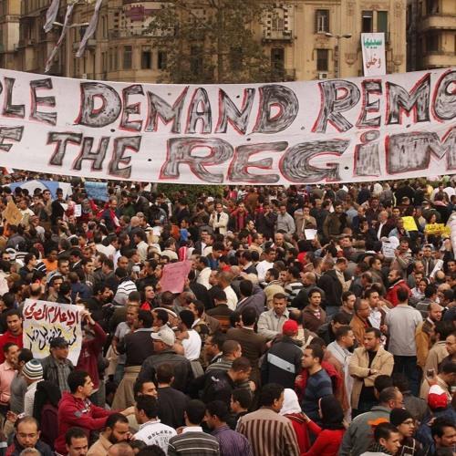 Morbid Symptoms: Gilbert Achcar on the counter-revolution in the Arab world