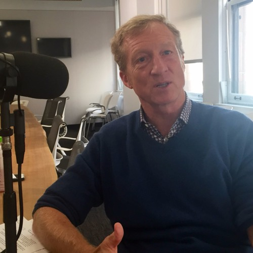 What's Tom Steyer Really Want?